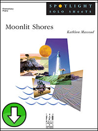 Moonlit Shores (Digital Download)