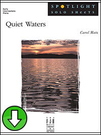 Quiet Waters (Digital Download)
