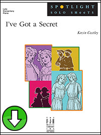 I've Got a Secret (Digital Download)