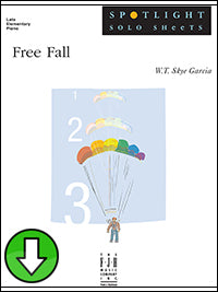 Free Fall (Digital Download)