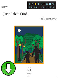 Just Like Dad! (Digital Download)