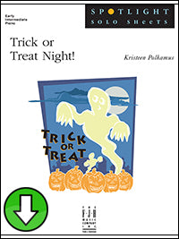 Trick or Treat Night! (Digital Download)