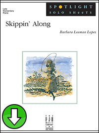 Skippin' Along (Digital Download)