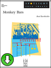 Monkey Bars (Digital Download)