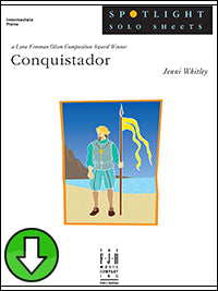 Conquistador (Digital Download)