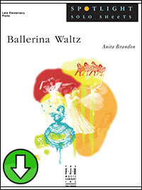 Ballerina Waltz (Digital Download)