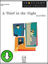 A Thief in the Night (Digital Download)