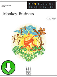 Monkey Business (Digital Download)
