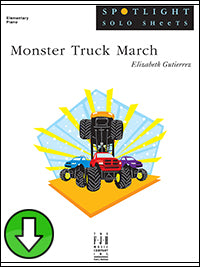 Monster Truck March (Digital Download)