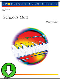 School's Out! (Digital Download)