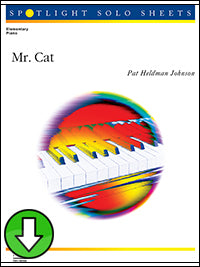 Mr. Cat (Digital Download)