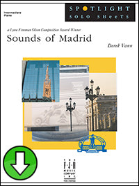 Sounds of Madrid (Digital Download)