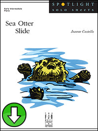 Sea Otter Slide (Digital Download)