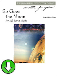 So Goes the Moon (Digital Download)