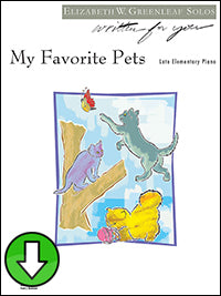 My Favorite Pets (Digital Download)