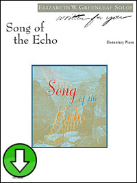 Song of the Echo (Digital Download)