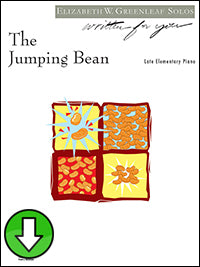 The Jumping Bean (Digital Download)