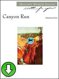 Canyon Run (Digital Download)