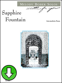 Sapphire Fountain (Digital Download)