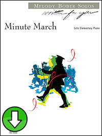 Minute March (Digital Download)