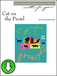 Cat on the Prowl (Digital Download)