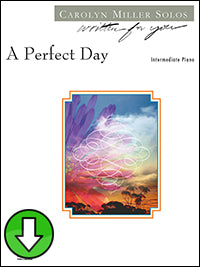 A Perfect Day (Digital Download)
