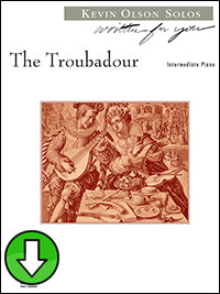 The Troubadour (Digital Download)