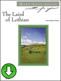 The Laird of Lothian (Digital Download)