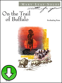 On the Trail of Buffalo (Digital Download)