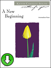 A New Beginning (Digital Download)