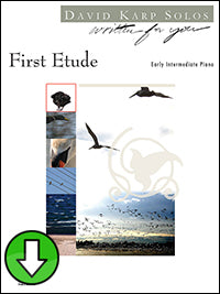 First Etude (Digital Download)