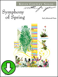 Symphony of Spring (Digital Download)