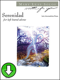 Serenidad (Digital Download)
