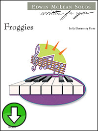 Froggies (Digital Download)