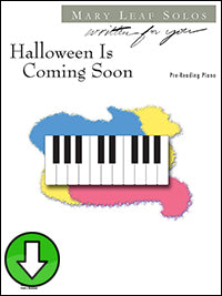 Halloween is Coming Soon (Digital Download)