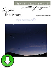 Above the Stars (Digital Download)