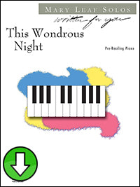 This Wondrous Night (Digital Download)