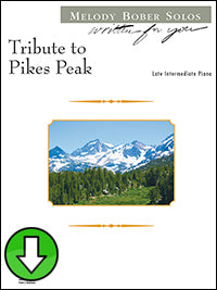 Tribute to Pikes Peak (Digital Download)