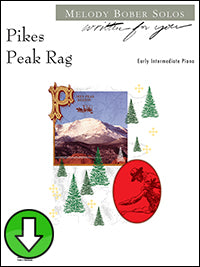 Pikes Peak Rag (Digital Download)