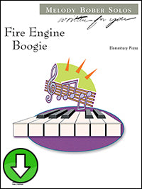Fire Engine Boogie (Digital Download)