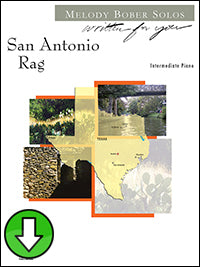 San Antonio Rag (Digital Download)