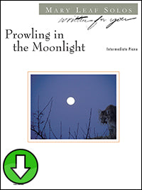 Prowling in the Moonlight (Digital Download)