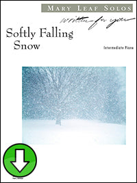 Softly Falling Snow (Digital Download)