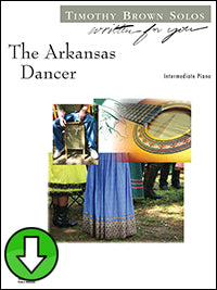 The Arkansas Dancer (Digital Download)
