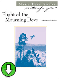 Flight of the Mourning Dove (Digital Download)