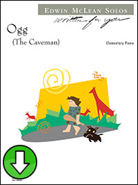 Ogg (The Caveman) (Digital Download)