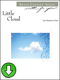 Little Cloud (Digital Download)