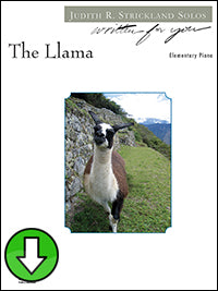 The Llama (Digital Download)