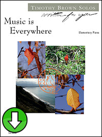 Music is Everywhere (Digital Download)