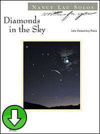 Diamonds in the Sky (Digital Download)